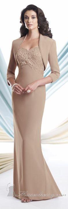 Mon Cheri couture ~  classy!