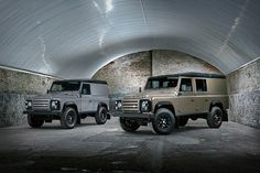 Land Rover Defender XTech Edition