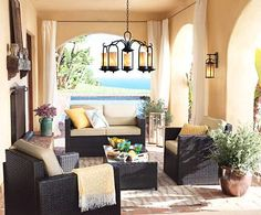 The Outdoor Living Room – the place to be.