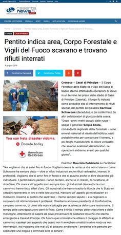 il popolo del blog,notizie,attualità,opinioni , fatti : LA SITUAZIONE NELLA #TerraDeiFuochi È DRAMMATICA