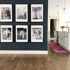Love this gorgeous dark gallery wall and the frames were only 15 DIY HOME DECOR Funky Home Decor, Home Office Decor, Home Decor Kitchen, Home Decor Bedroom, Cheap Home Decor, Diy Home Decor, Bedroom Ideas, Modern Decor, Diy Casa