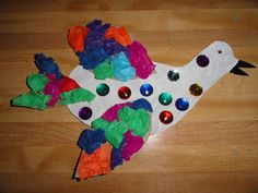 Easy and Fun Bird Craft for Kids