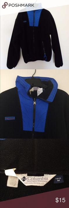 Men's Columbia Jacket All zippers functional. Looks very stylish. Columbia Jackets & Coats