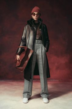Pop Fashion, Fashion News, Autumn Fashion, Fashion Styles, Runway Fashion, Fashion Women, Fashion Trends, Vogue Russia, Fashion Show Collection
