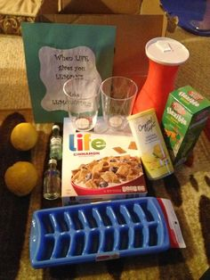 """Turning Trash into Treasure and Creating Flavorful Goodness: A *Nice* White Elephant Gift """"When Life Gives You Lemons..."""""""