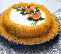 Bolo Real...veja em www.gastronomias.com/fim-de-ano