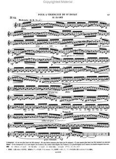 Charlier Trumpet Etude | Pour L'Exercise Du 3 Doigt