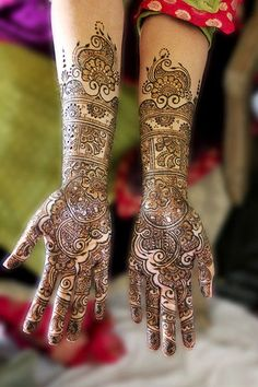Photo: mehndi maharani finalist: Mehndi Designer - Maharani Weddings