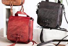 Genuine Leather Handbag Tassel Crossbody Bag Shoulder Bag Purse For Women