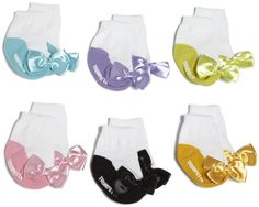 Trumpette Baby-girls Newborn Lucia's Sock Set