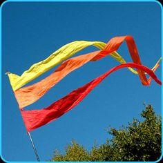 Streamer flags