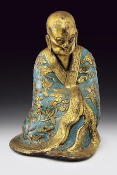 Asian Artifacts bodhidharma the founder of #martialarts #buddha | *buddhist pics