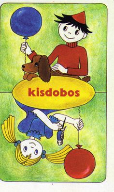 Kisdobos – 1981 Illustrations And Posters, Hungary, Vintage Posters, Retro Vintage, Kids Rugs, History, Prints, Cards, Pictures