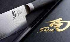 Shun knives<3