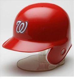 Riddell MLB Team Mini-Helmet - Washington Nationals