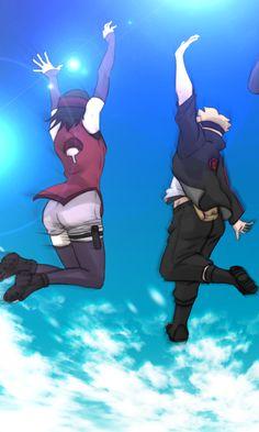Anime / Boruto