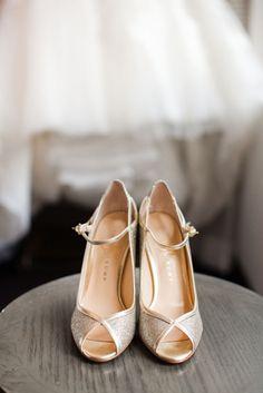 1920's wedding theme - Shoes