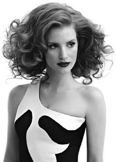 Jessica Chastain - another great actress.
