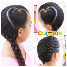 Plaits Hairstyles, Baby Girl Hairstyles, Ethnic Hairstyles, Pretty Hairstyles, Jasmine Hair, Ribbon Hairstyle, Girl Hair Dos, Hair Up Styles, Braids For Kids