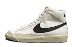 2550a54a15d8 Not sure if we refer to these as trainers or basketball shoes. Let s just  stuck with the Nike Blazer Mid which are being reissued in limited