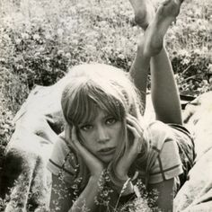 hippie days.