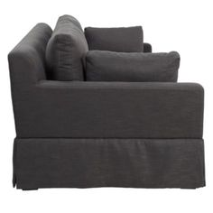 Theodore Sofa - Charcoal from Z Gallerie