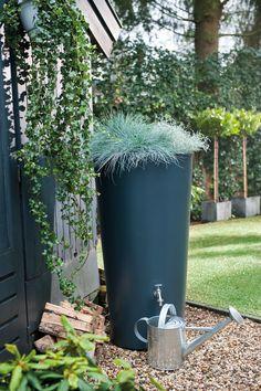 Deze plantenbak vangt het water op wat je kan hergebruiken #bloempot #intratuin