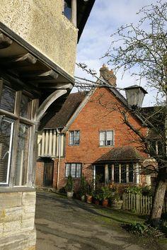 Penshurst village, Kent