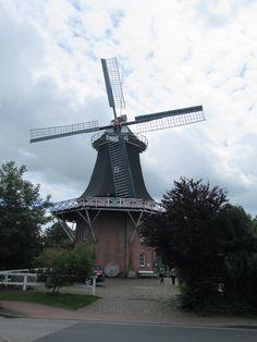 Windmühle von  26427 Esens