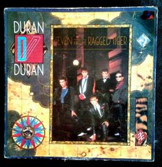 Purchase this original 1983 vinyl pressing of Seven And The Ragged Tiger, the third album from new wave band Duran Duran. Browse our large selection of other rock albums on vinyl at Voluptuous Vinyl Records! Rock & Pop, Pop Rock Bands, Pop Rocks, John Wetton, King Crimson, Mark Knopfler, Dire Straits, New Wave, Vinyl Lp