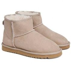 Sand Classic Mini UGG Boots.The Christmas promotion!  Our Price : $120.00 Sale Price :$109.99 Save: 8% off