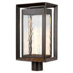 Urbandale LED Outdoor Post Light