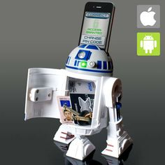 Keep your valuables safe with the Star Wars R2D2 Smart Safe
