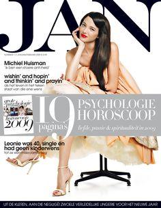 Cover JAN Magazine 1/2 2009