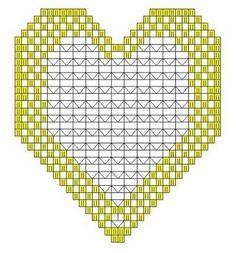 Coeurs et leurs grilles gratuites !