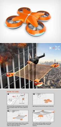 The Net Drone is a single unmanned aerial vehicle (UAV) made together by joining… – Tech Ideas for 2019 Drone Technology, Futuristic Technology, Cool Technology, Technology Gadgets, Tech Gadgets, Cool Gadgets, Instruções Origami, Cool Inventions, The Victim