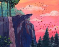 Colors of the Wind by danidraws on DeviantArt