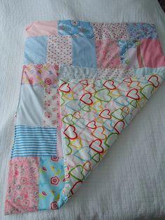 Blanket backside