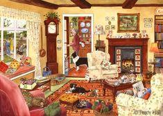 http://www.watercolour-artist.co.uk/farmanimalpaintings-tea-at-grandmas.html