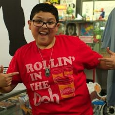 Rico Rodriguez Modern Family Junk Food Clothing