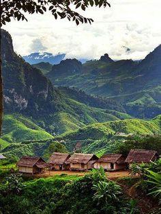 "Laos .................... #GlobeTripper® | https://www.globe-tripper.com | ""Home-made Hospitality"" | http://globe-tripper.tumblr.com/"