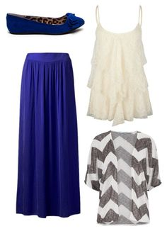 """Untitled #130"" by actuallyithappens ❤ liked on Polyvore featuring Forever New, Full Tilt and maurices"