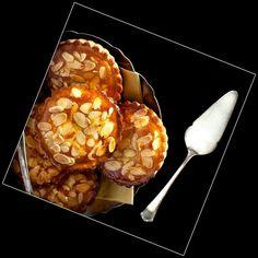 Almond Tarts - recipe by Richard Bertinet