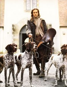 Equestrian Style by Broc Clark | Horses, Home Design, Art & Culture: THE GERMAN SHORTHAIRED POINTER