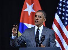 """Obama: """"Vine aquí a dejar atrás los últimos vestigios de la Guerra Fría"""""""