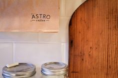 The Counter at Astro Coffee