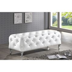 Williams Import Co. Danbury Bedroom Bench & Reviews   Wayfair