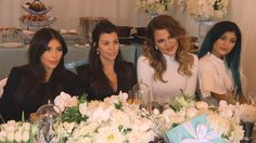 kourtney kardashian tiffany baby shower - Google Search