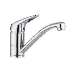 Mitigeur de lavabo SOFT ECO chromé H 13 8 cm ANDERSEN Magasin