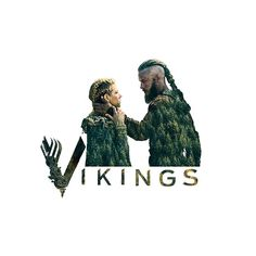 Lagertha and Ragnar - Vikings
